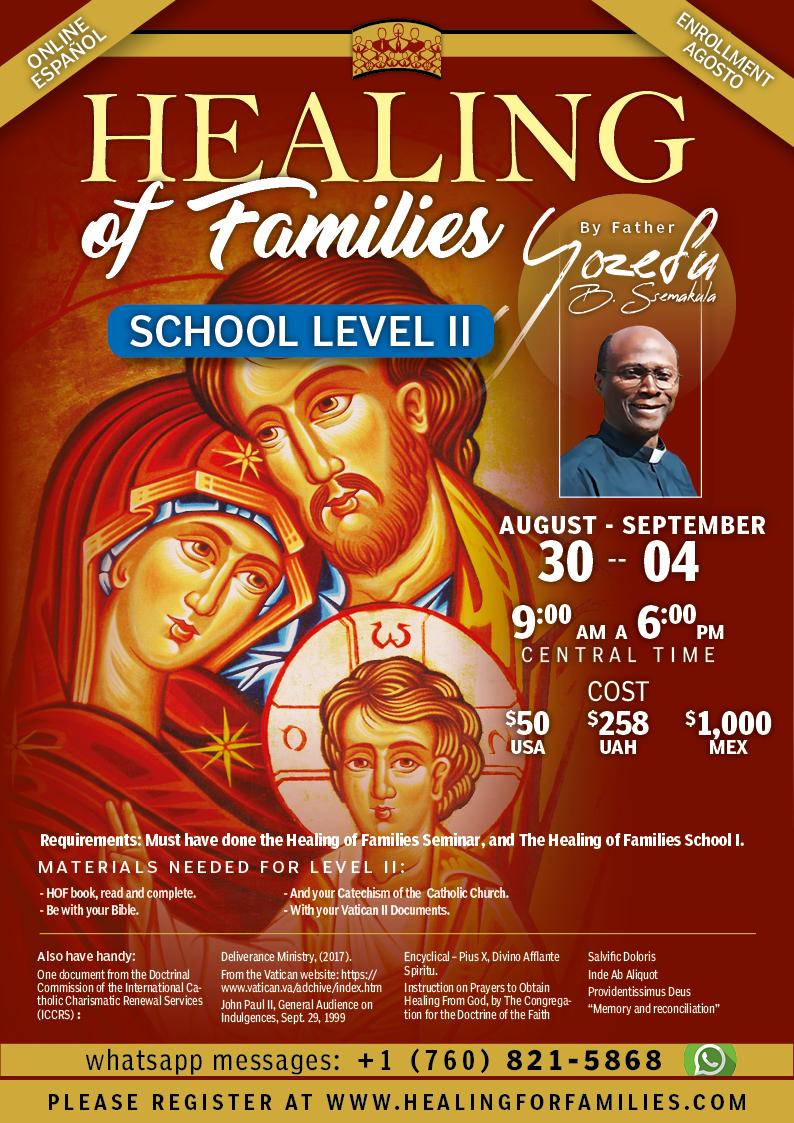 Poster School level II